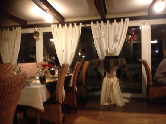 Seestuben Restaurant: Sala