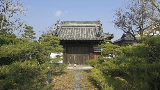 Sango-cho, Japan: 平隆寺