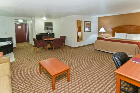 Comfort Inn & Suites near Medical Center: King Spa Jucuzzi Suite