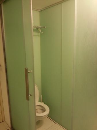 Stay Club @ Willesden: salle de bain .....