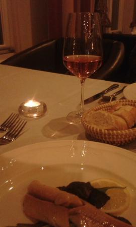 Best Western Hotel Slenaken: zéér zuinig glas wijn