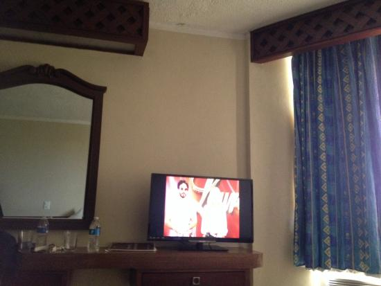 Hotel Plaza Kokai: Tv