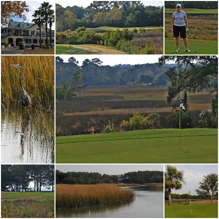 Charleston National Golf Club: the beautiful Charleston National