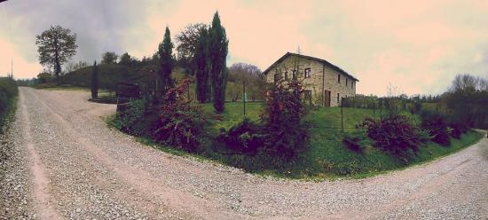 Bed and Breakfast Monticelli: vista dall'esterno