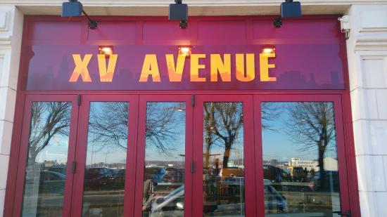 Le XV Avenue
