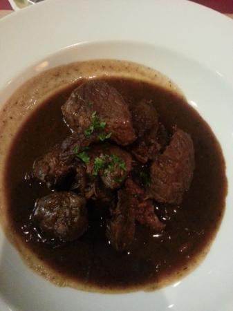 Erasmus : beef stew