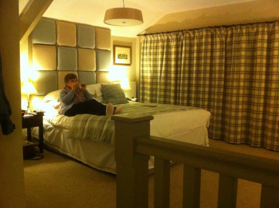 The White Hart Hotel : Room 2