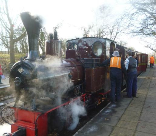 Leighton Buzzard Railway: 5