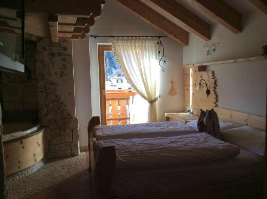 Family Hotel La Grotta: vista dalla camera