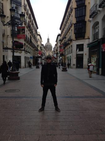 Calle Alfonso I : Zaragoza