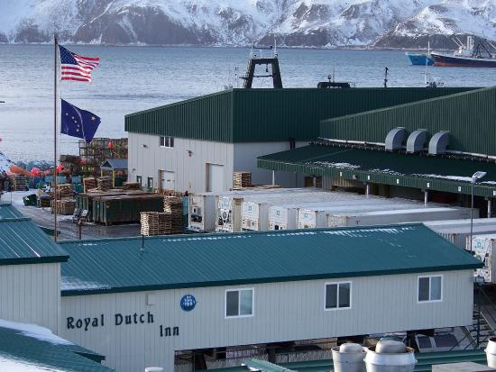 Dutch Harbor, AK: Royal Dutch Inn