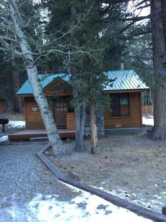 Double Eagle Resort and Spa : Cozy cabin for four!