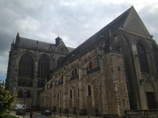 Cathédrale de Saint-Julien de Mans : Cathédrale 2