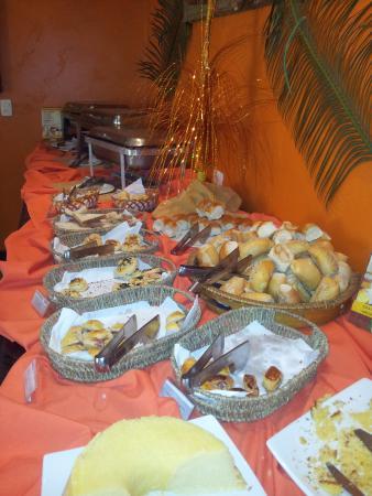 Hotel Aconchego Porto de Galinhas: café da manha