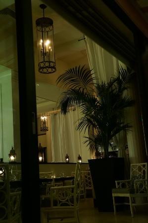 Azure Restaurant: Azure, last night of our Honeymoon!