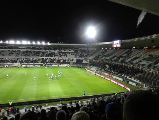 Estadio D. Afonso Henriques