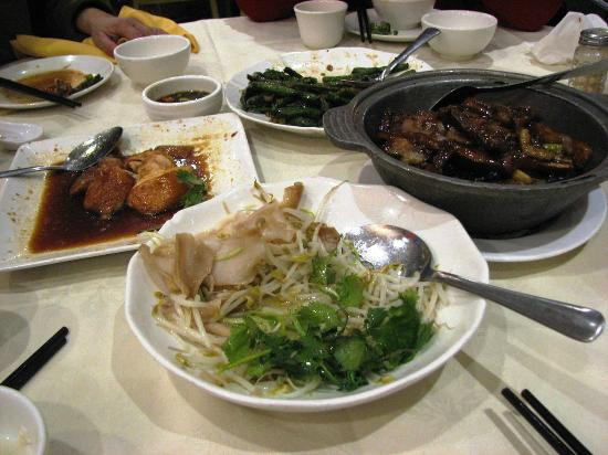 Monterey Park Chinese Fast Food