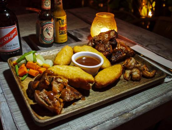 Best food in negril travel guide on tripadvisor for Food bar 36 cafe