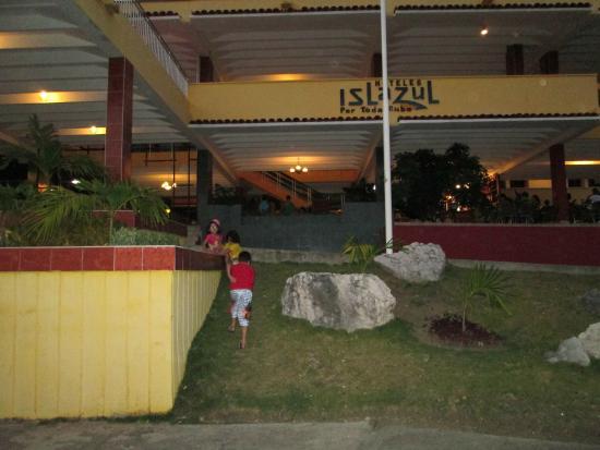 Hotel Guantanamo : Entrance