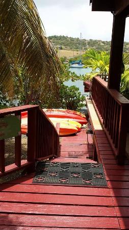 Villa Pelicano: Kayaks