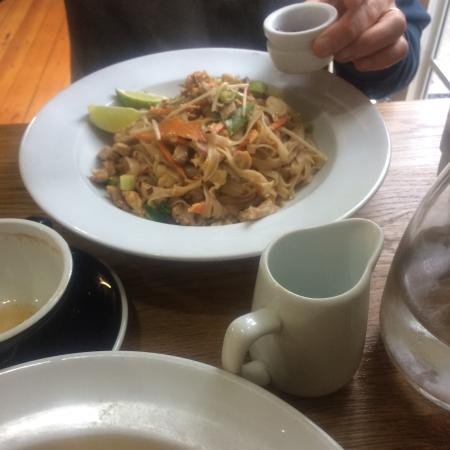 Morri Street Cafe : Pad Thai