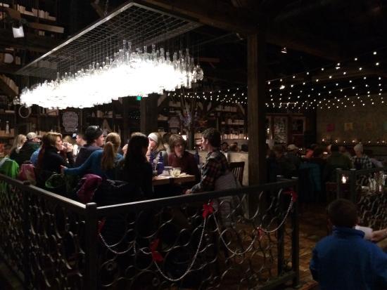 Bonez: Very Cool Dining Room.