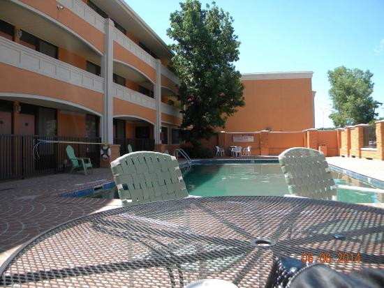 Days Inn Irving Grapevine DFW Airport North: Pool area