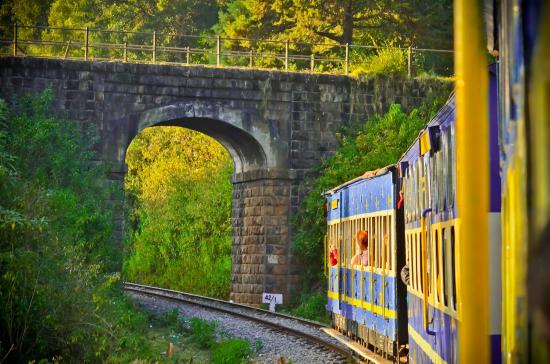Nilgiri Mountain Railway: Aaditravels@gmail.com
