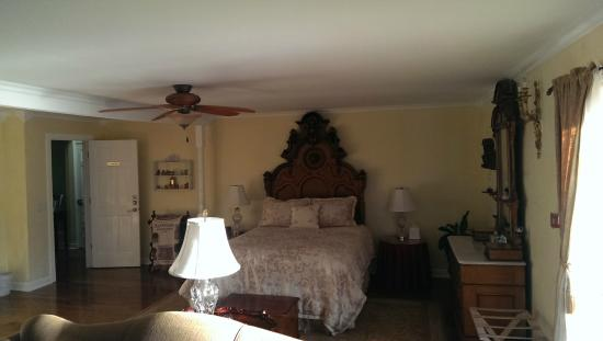 The Brentwood B&B : Franklin Suite