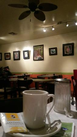 Los Jalapenos Cafe : Here for the first time trying this restaurant out. We will let ya know how it goes.  :)