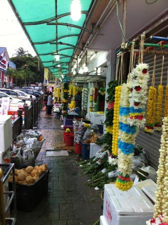 Johor Bahru State Place: Little India in JB