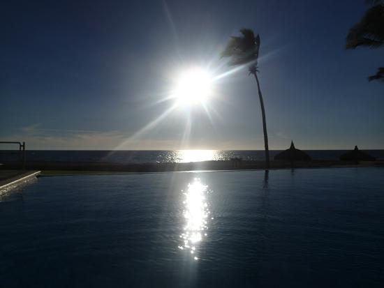 Estrella Del Mar Resort Mazatlan: Late afternoon at the Pool