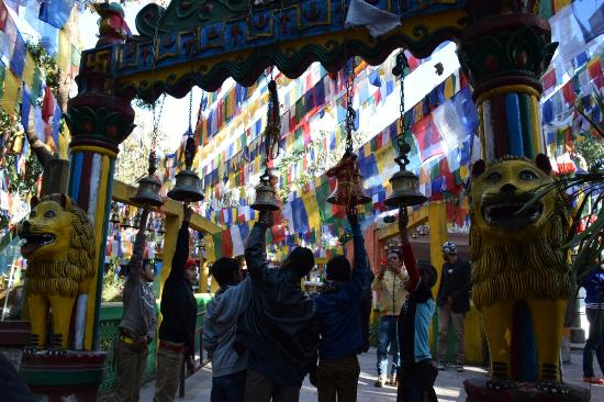 Mahakal Temple: Hitting the bells