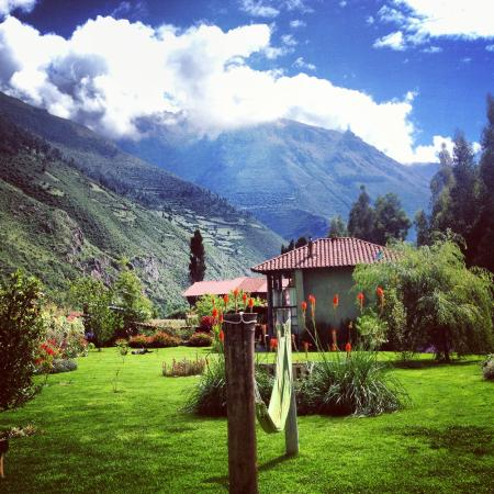 The Green House Peru: View