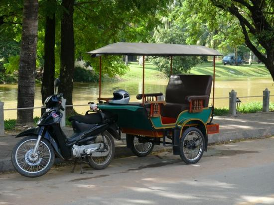 GBT Guesthouse: Tuk Tuk Driver