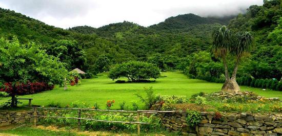 Imphal, Ινδία: Eco-Garden