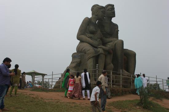 Idukki, India: Kuravan-Kurathi
