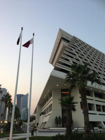 Sheraton Grand Doha Resort & Convention Hotel: 984