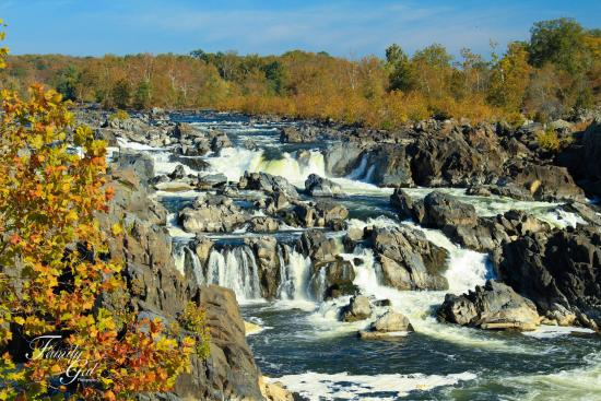McLean, VA: Great Falls National Park, VA