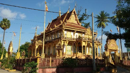 Mongkol Serei Kien Khlean Pagoda