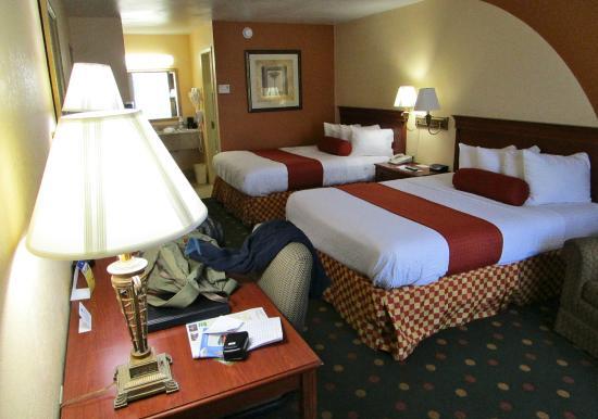 BEST WESTERN Historical Inn : Our room