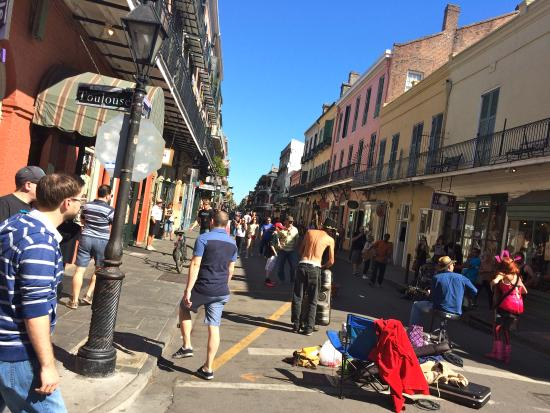 The top 10 things to do near le richelieu in the french for Best things to do in french quarter