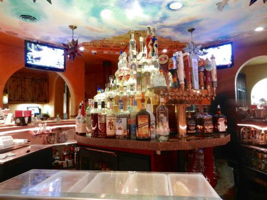 Maria's Mexican Restaurant: The Bar