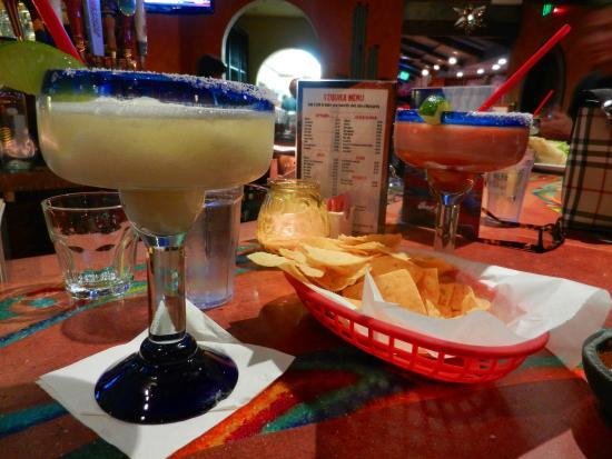 Maria's Mexican Restaurant: Enjoy a Margarita!