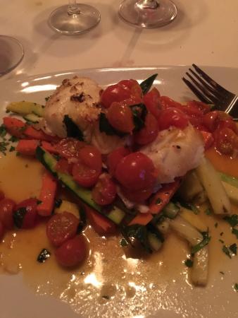 Gourmet Italia: Chilean sea bass !!!