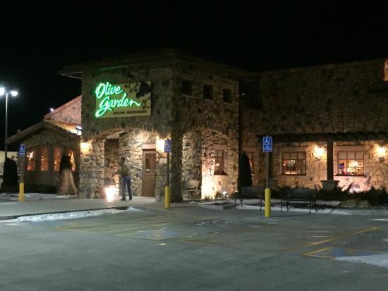 Date Night In Salina Kansas Picture Of Olive Garden