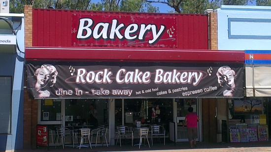 Rock Cake Bakery