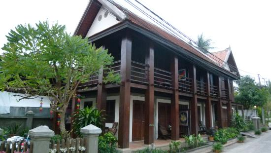 Ancient Luangprabang Inn : ホテル概観
