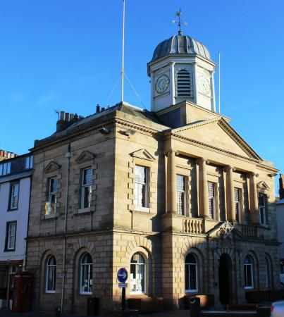 The Coffee House: Kelso Town Hall