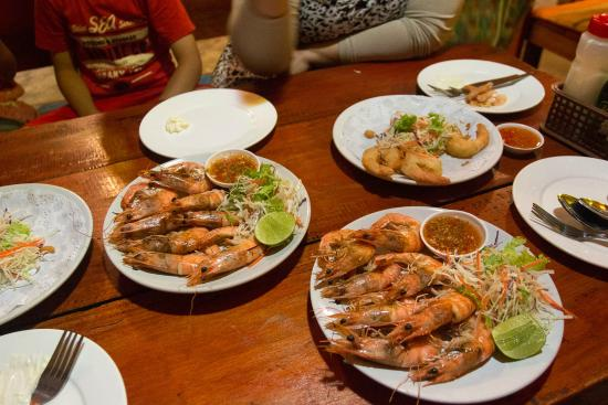 Jasmin picture of jasmine restaurant ko phi phi don for Jasmine cuisine